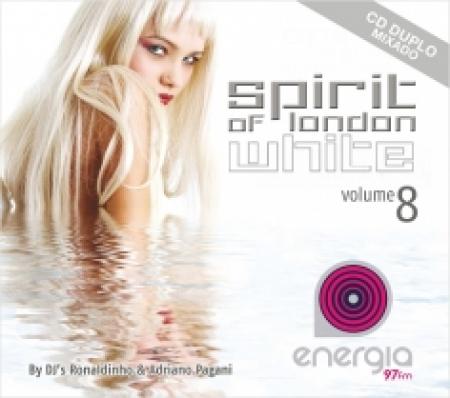 SPIRIT OF LONDON WHITE VOL 8 2CDs DUPLO