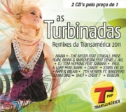 CD AS TURBINADAS REMIXES DA TRANSAMÉRICA 2011 2CDs