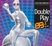 CD DOUBLE PLAY 89 FM 2CD cd DUPLO