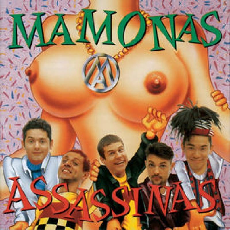 Mamonas Assassinas - Mamonas Assassinas (CD)