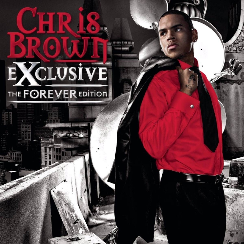 Chris Brown - Exclusive The Forever Edition CD e DVD