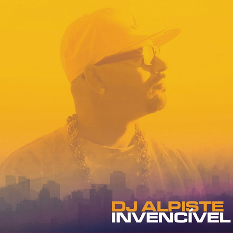 DJ ALPISTE - INVENCIVEL (CD)
