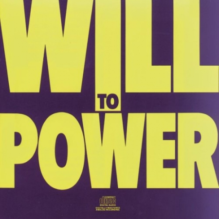 Will to Power - Will to Power PRODUTO INDISPONIVEL