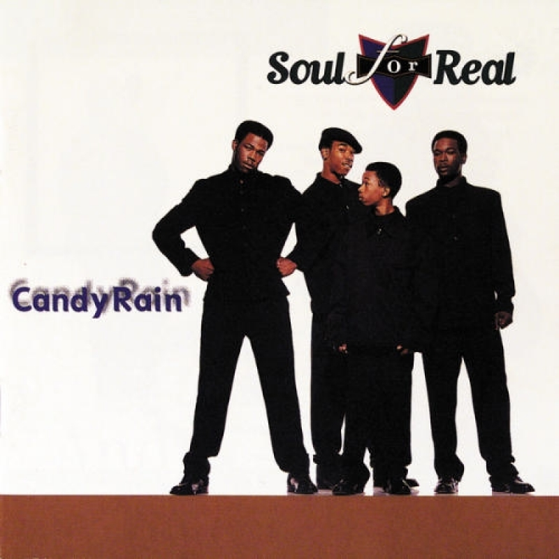 Soul For Real - Candy Rain (CD)
