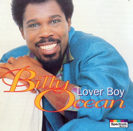 Billy Ocean - See Inlay For Details