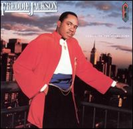 Freddie Jackson - Just Like the First Time (CD)