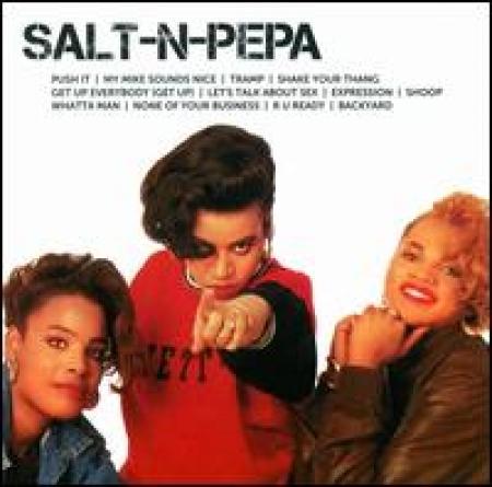 Salt-N-Pepa - Icon  IMPORTADO