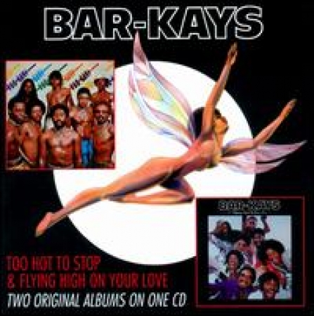 The Bar-Kays - Too Hot to Stop Flying High on Your Love