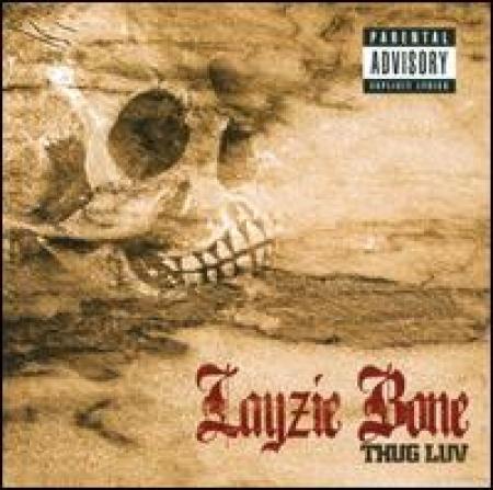 Layzie Bone - Thug Luv (CD)