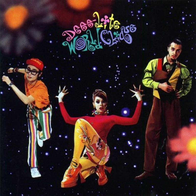 Deee Lite - World Clique (CD) IMPORTADO