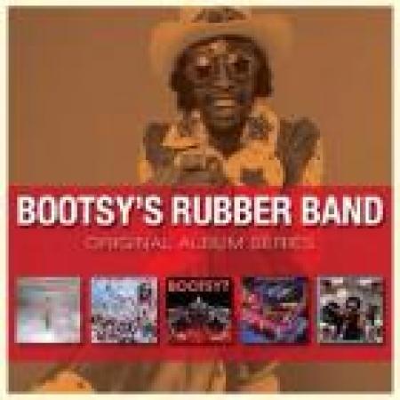 BOOTSY COLLINS - ORIGINAL ALBUM SERIES 5 CDS