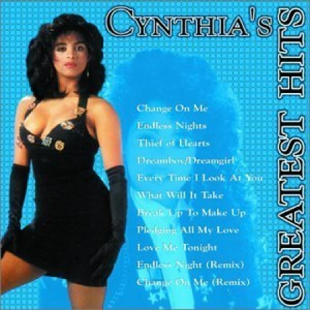 Cynthia - Greatest Hits