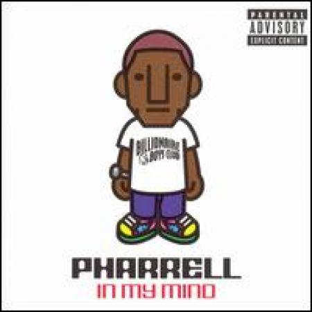 Pharrell - In My Mind (CD) (094634615426)