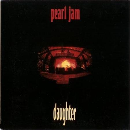 Pearl Jam - Daughter  CD SINGLE