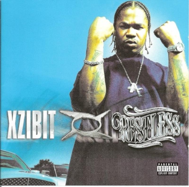 Xzibit - Restless (CD)