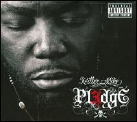 Killer Mike  -  PL3DGE (CD)