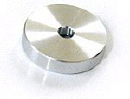Adaptador p/ compacto em aluminio ORIGINAL P TECHNICS MK II