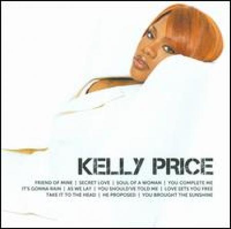 Kelly Price - Icon