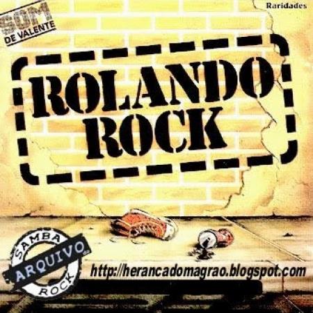 Som de Valente - Rolando Rock