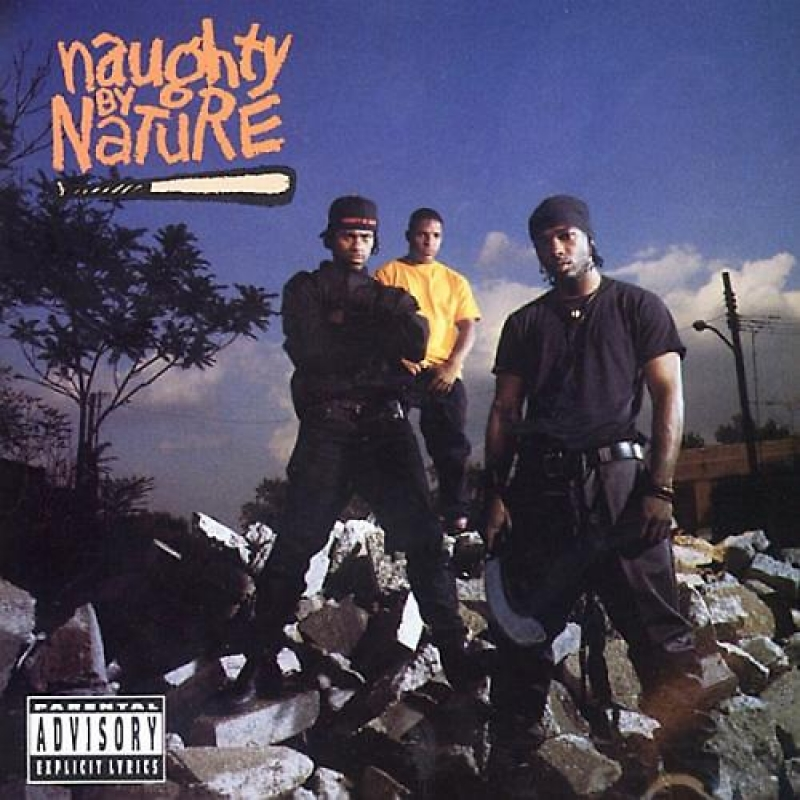 Naughty by Nature - Naughty by Nature (CD)