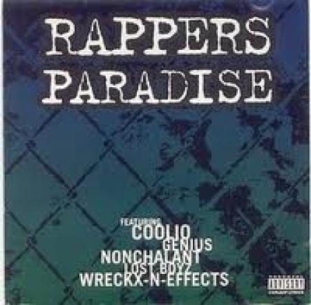 Rappers Paradise - COLETANEA  (CD)