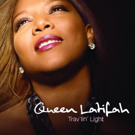 CD Queen Latifah Travlin Light