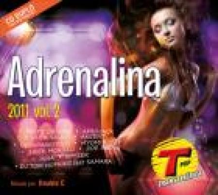 ADRENALINA 2011 VOL.2 CD DUPLO