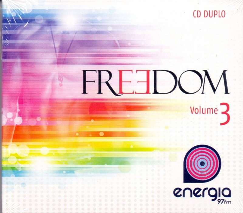 CD FREEDOM VOL.3  DUPLO (CD)
