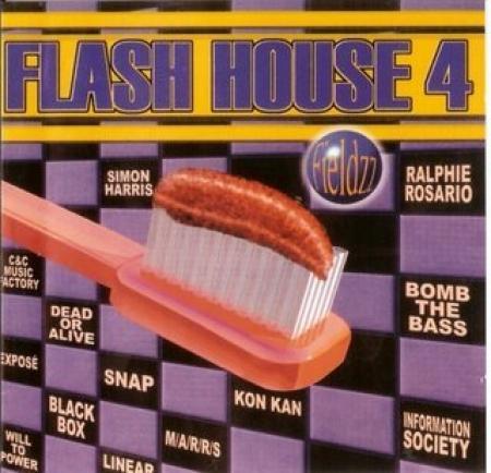 Flash House - Vol 4 fieldzz
