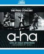 A-ha - Ending On A High Note - The Final Concert BLU RAY IMPORTADO