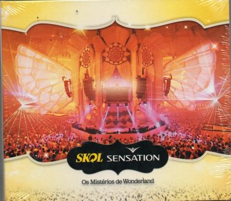 Skol Sensation - Os Mistérios De Wonderland