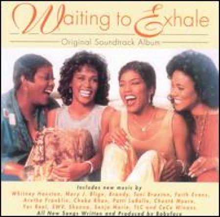 Waiting to Exhale - SOUNDTRACK WHITNEY HOUSTON