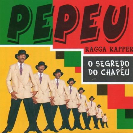 Pepeu - O Segredo Do Chapéu (CD)