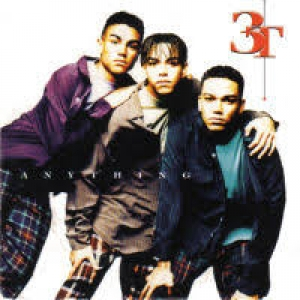 3T - Anything (CD)