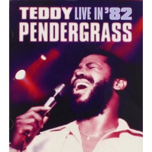 Teddy Pendergrass - Live in 82 (DVD)