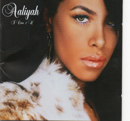 Aaliyah - I Care 4 U (CD)