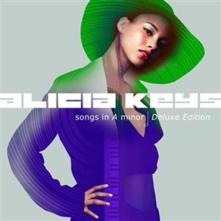 Alicia Keys - Songs in A Minor Deluxe Edition CD DUPLO