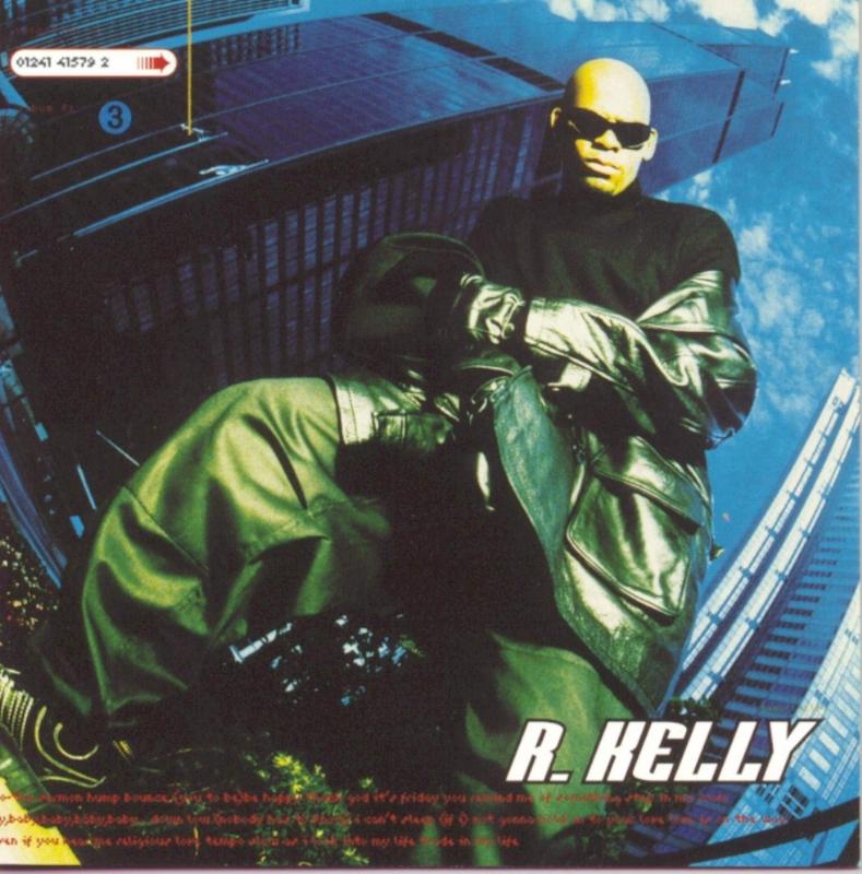 R. Kelly - R. Kelly 1995 (CD) IMPORTADO