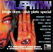 Telepaty - Jungle Dons