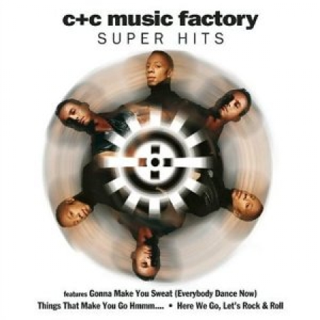 C e C Music Factory - Super Hits (CD)
