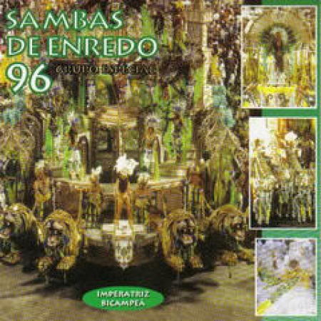 Sambas de enredo 1996 - (Grupo especial)
