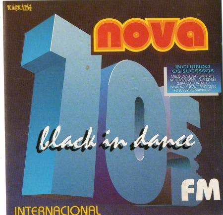 Nova 105 Fm - Black In Dance