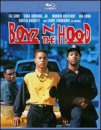 Boyz N the Hood - OS DONOS DA RUA Blu-ray IMPORTADO