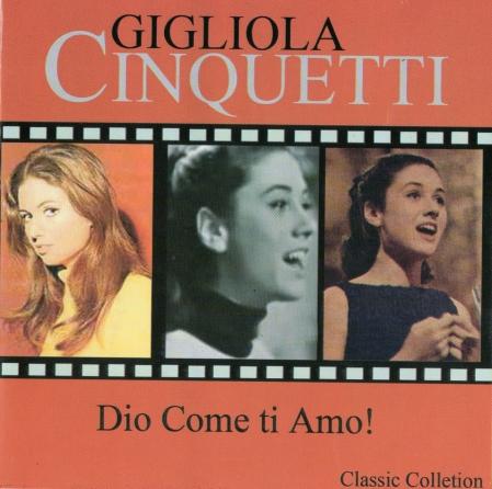 Gigliola Cinquetti - Dio Come ti amo - SUCESSOS ITALIANOS