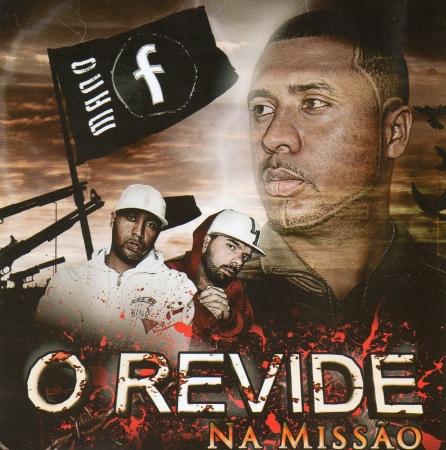 O Revide - Na Missão (CD)