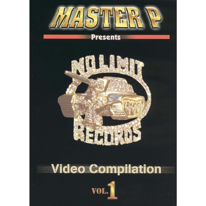 Master P - Presents No Limit Records Video Compilation Vol 1 (DVD)