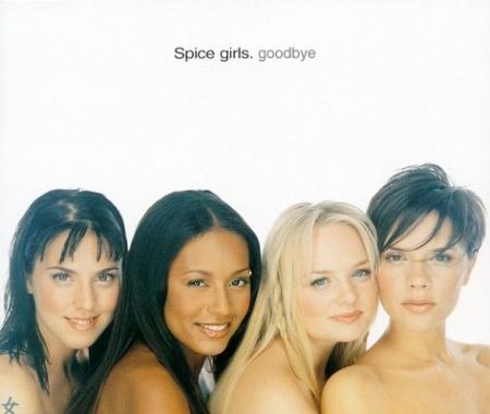 Spice Girls - Goodbye Cd Single Importado