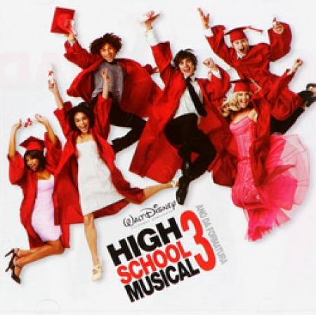 High School Musical 3 - Ano da Formatura (CD)