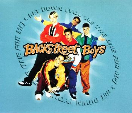 Backstreet Boys - Get Down