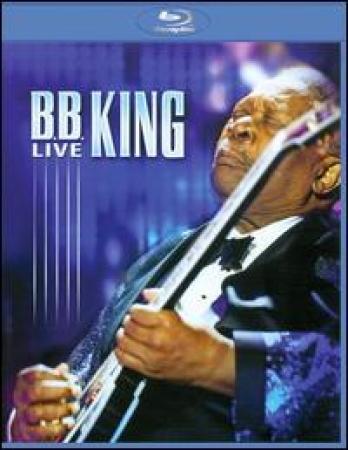 B.B. King - Live (BLU-RAY) IMPORTADO